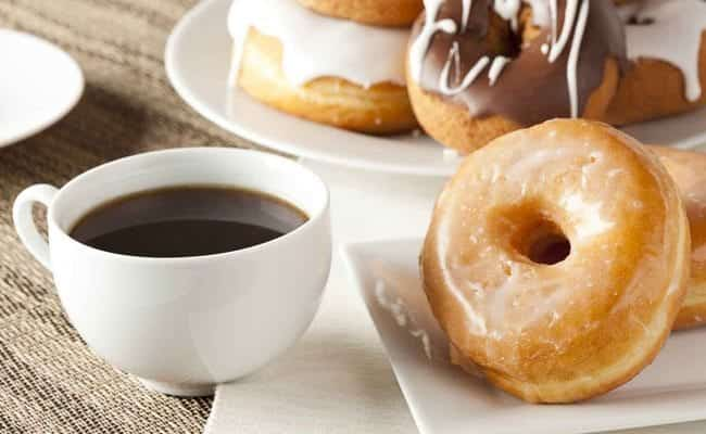 Coffee and Donuts Sunday